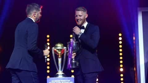 Ben Stokes given Professional Cricketers' Association award for brilliant summer