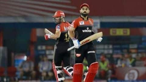 RCB vs SRH: Match preview, head-to-head records and pitch report