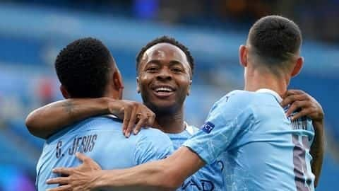 Man City knock Real out of Champions League: Records broken