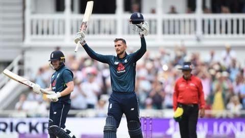 England break plethora of ODI records