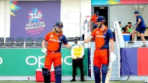 Netherlands win 2019 ICC World Twenty20 Qualifier trophy: Details here