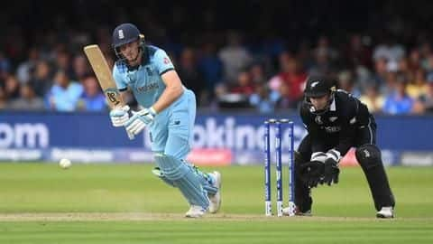 ICC World Cup Final: England are the new world champions