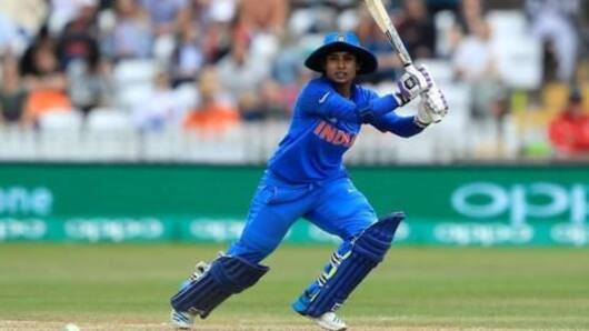 Mithali Raj completes 20 years in international cricket