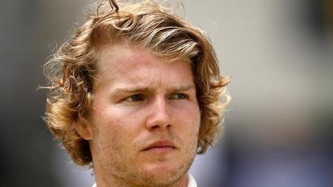Australia's Pucovski leaves Test squad due to mental health issues