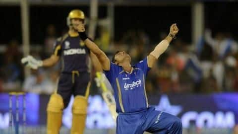 KKR's 48-year-old Pravin Tambe disqualified from IPL 2020