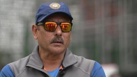 Shastri could retain his job as Team India's head coach