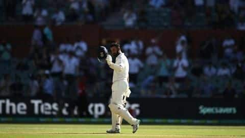 #IndiaInAustralia: Records scripted by ton-up Cheteshwar Pujara