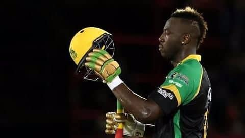 Andre Russell a modern day T20 king