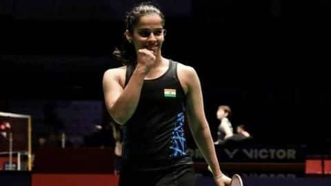 Records held by Saina Nehwal in badminton