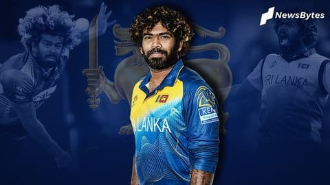 Happy Birthday Lasith Malinga: A look at his monumental records