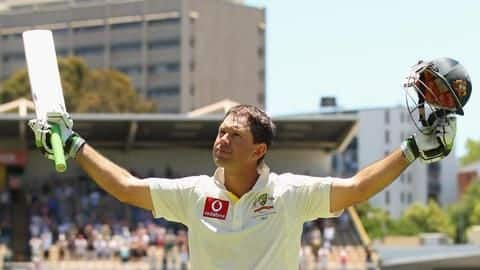 Happy birthday Ricky Ponting: Here's a look at his achievements