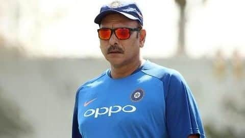 Team India coach Ravi Shastri's tenure extended by 45 days