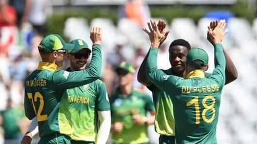 SA blank Lanka 5-0 in ODI series