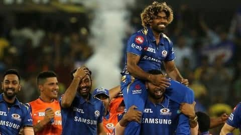 Top bowling spells of Lasith Malinga in Indian Premier League