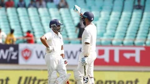 India On Course For a Victory vs Windies After Enforcing Follow-on