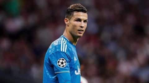 Sarri explains Ronaldo's furious reaction after being substituted