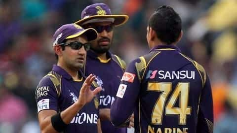 Best performers for KKR in IPL