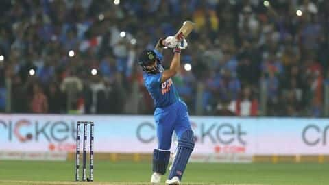 ICC T20I Rankings: Kohli gains, Rahul maintains sixth spot