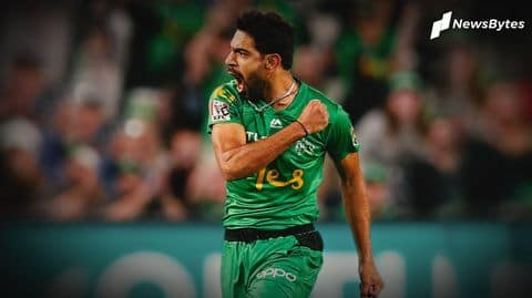 Haris Rauf to join Pakistan squad after negative COVID-19 tests
