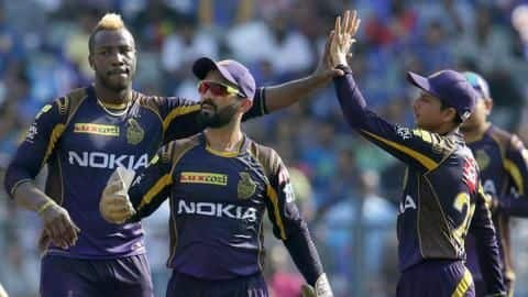 Indian Premier League: Complete statistical analysis of KKR's performance