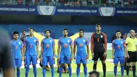 2022 FIFA World Cup Qualifiers: India face a tricky test
