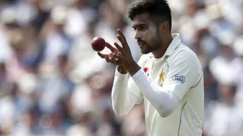 Pakistan pacer Mohammad Amir retires from Test cricket