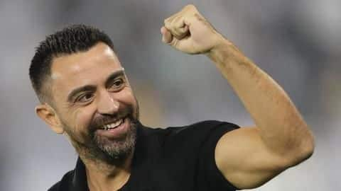 Coaching Barcelona is my primary goal now: Xavi