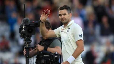 Ashes 2019: James Anderson likely to miss next two Tests