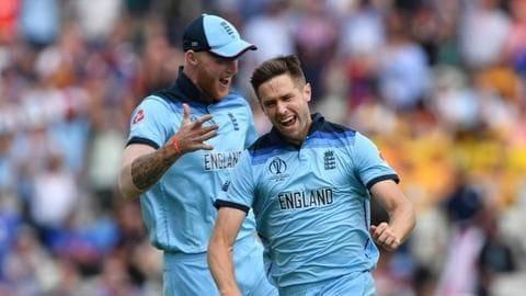 2019 World Cup semi-final: Australia set England a 224-run target