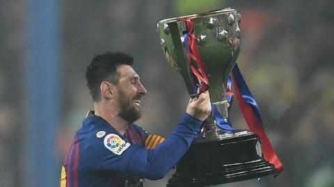 Deloitte Football Money League: Barcelona surpass rivals Real Madrid