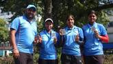Indian women's Compound Archery team scripts history