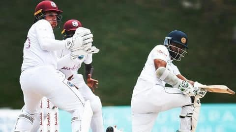 West Indies vs Sri Lanka, 2nd Test: Records broken