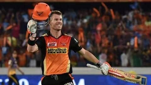 Watch: David Warner's special message for fans of Sunrisers Hyderabad