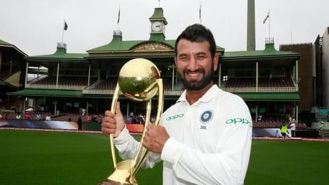 Happy Birthday Cheteshwar Pujara: List of his achievements