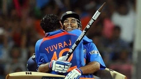 Dhoni brings out the best in teammates, says Yuvraj