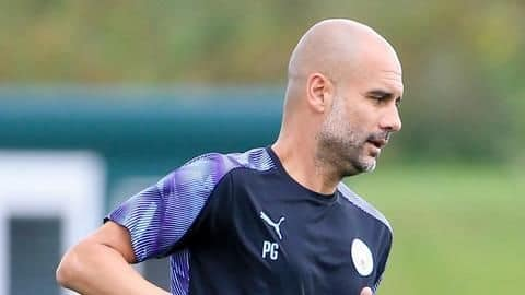 Pep unhappy with FIFA Best Men's Player Award 2019 nominations