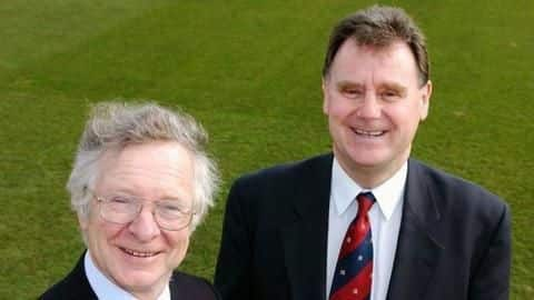 Tony Lewis: Cricket statistician of the Duckworth-Lewis method dies aged 78