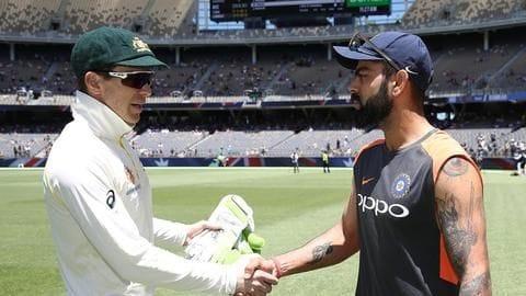 #IndiaInAustralia: Mitchell Johnson slams Virat Kohli - Know why