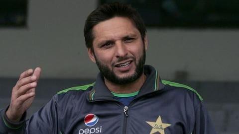 Afridi blames IPL for Lankans opting out of Pakistan tour