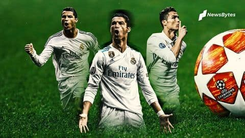 UEFA Champions League: List of records held by Cristiano Ronaldo