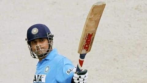 Had to beg and plead to open in ODIs: Tendulkar