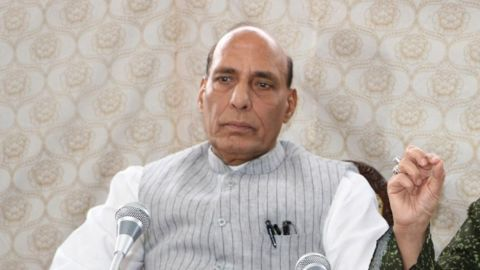 Rajnath Singh to lead Indian delegation at Castro's funeral