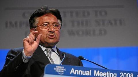 Pakistani court issues arrest warrant against Pervez Musharraf