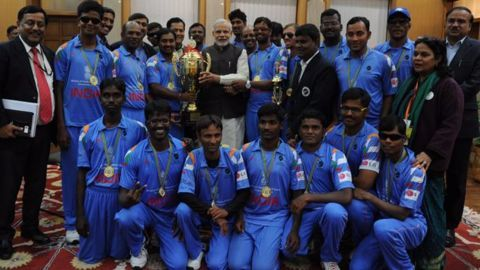 India triumphs in all three major championships