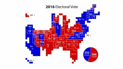 Electoral college convenes to cast the state's votes
