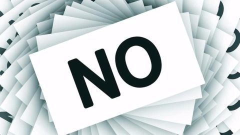 What would a 'No' vote mean?
