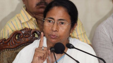 Mamata Banerjee moves against Army in West Bengal