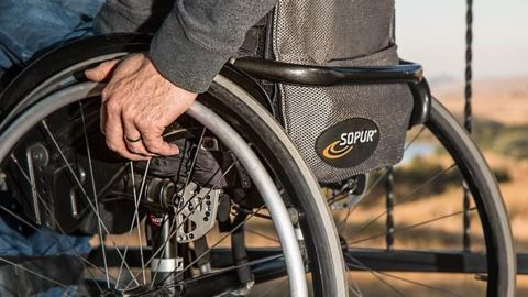 Indian cities and lives of its disabled residents