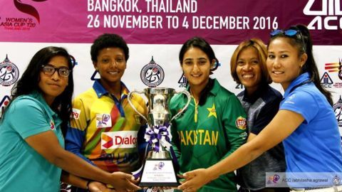 The 2016 Asia Cup