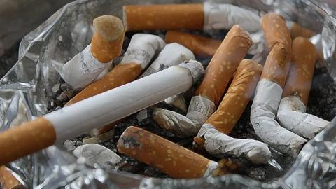 Recyclable cigarette butts?